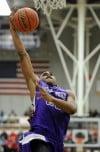 Merrillville's Anton Redmond dunk