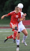 Homewood-Flossmoor's Chrissy Coderre 