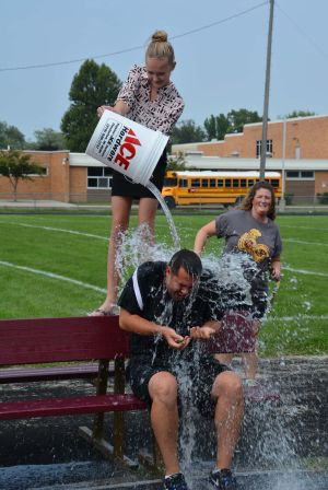 Middle school administrators take the challenge