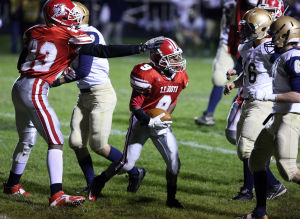 Gallery: Lemont at T.F. South football