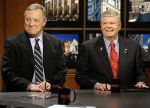 Illinois' US Senate candidates spar in last debate