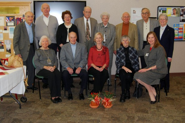 La porte hospital foundation honors dr ross sue for Iu laporte hospital