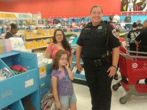 Valparaiso Police Lodge 76 gets kids ready for Back to School
