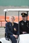 Lansing honors World War II veteran during Autumn Fest