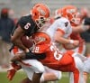 Buchanan, Ferguson try to fill gaps for Illini  