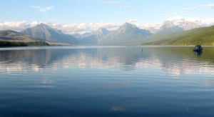 The Long Way to Paradise: A Cross-Country Trip to Glacier National Park