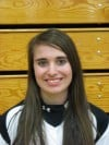 Marian Catholic softball player Becca Gray
