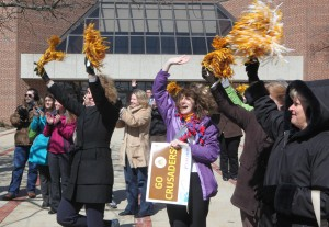 Valpo's Crusaders get send off to NCAA tournament