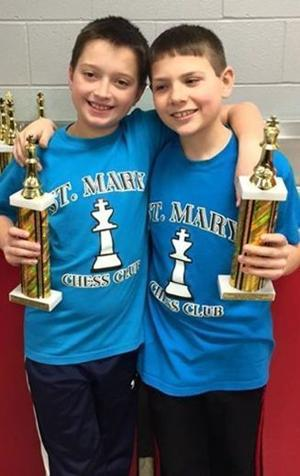 Students participate in chess finals