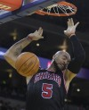 Bulls streak halted with loss to Warriors