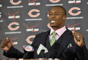 Bears' Marshall spreads holiday jeer toward Green Bay Packers