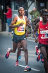 Course record falls at Chicago Marathon