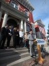 C.P. pastor seeks Statehouse seat