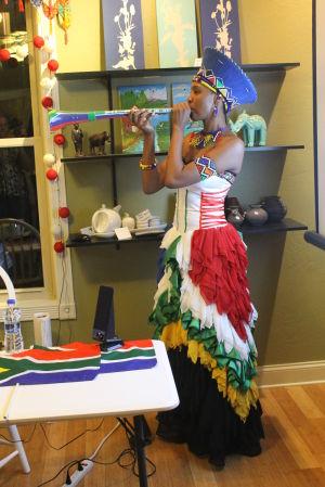 Rainbow Nation pays visit to Valparaiso