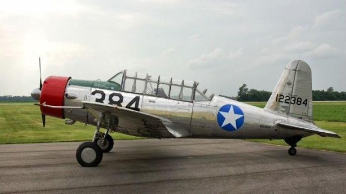 Authentic world war ii plane to perform flyover at laporte for Laporte news