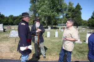 Region Civil War trail to be featured on South Shore Line poster