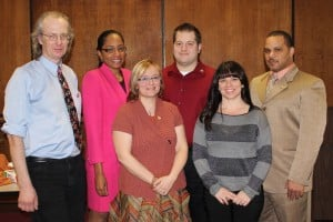 Six PSC students inducted into National Nursing Honor Soceity