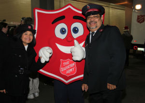 Gallery: 2013 Salvation Army Kettle Kickoff