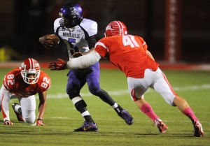 Gallery: Merrillville takes on Crown Point