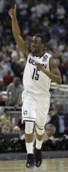 UConn holds on for one-point win over Kentucky