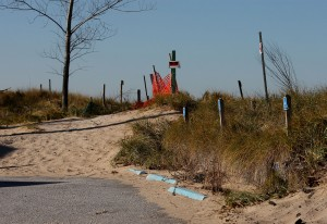 National Park Service eyes Porter Beach access