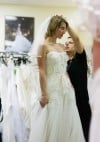 Military brides receive free dresses