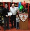 Lynwood lauds boy who alerted family to fire