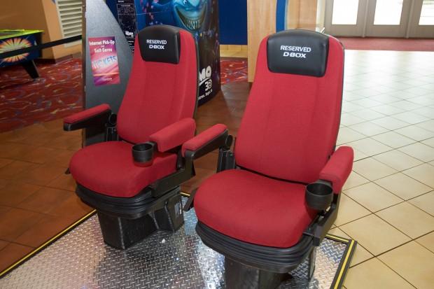 MFX D Box Seating At Portage IMAX