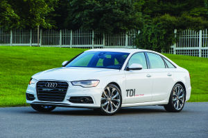 Audi A6 offers tech-savvy clean diesel