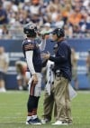 Bears rally to give Trestman first win