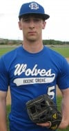Jake Wright, Boone Grove baseball