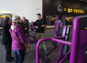 Free pizza at the gym? Planet Fitness to deliver at new Schererville location