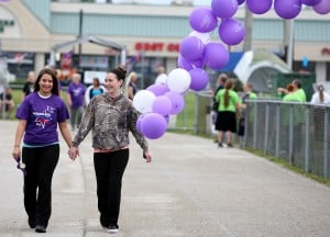Cancer teaches compassion lesson at Portage Relay for Life