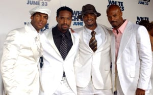 Weighing in with the Wayans Brothers