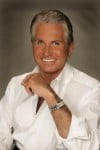 Man, oh man: Handsome George Hamilton starring in Broadway tour of La Cage Aux Folles