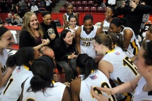 Marian Catholic stuns Whitney Young to reach 4A title game