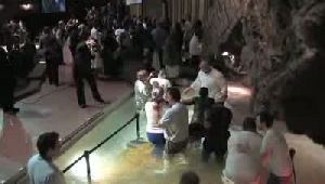 Family Christian Center baptizes hundreds