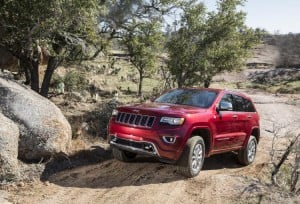 Jeep treks sport and utility to SUV market