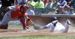 Cubs blow another late lead, lose 5-4 to Cardinals