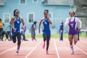 Gallery: Girls 3A Sectional Track Meet