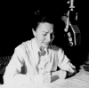 Agnes Moorehead Broadcasting on CBS Radio