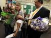 Longtime Crete schoolteacher receives Golden Apple honors