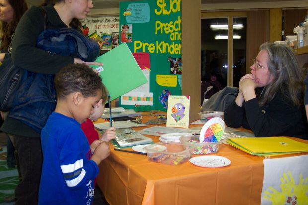 La porte county library hosts preschool open house for Laporte county library