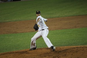 Oilmen pitcher Nasiloski a model of consistency