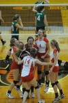 Girls Volleyball LaPorte Sectionals
