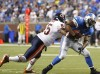 Bears' defense getting 'played' by opposing offenses