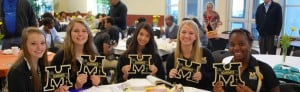 Marian Catholic awards 72 academic letters