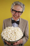 Orville Redenbacher with Popcorn Bowl