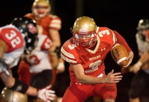 Berg, Andrean rally for dramatic win over Rensselaer