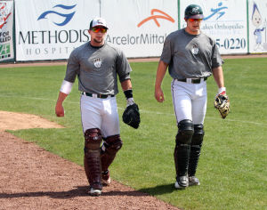 RailCats catchers bring veteran leadership to clubhouse